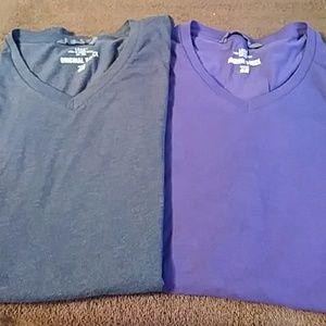 Two H&M tshirts